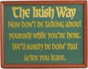 The Irish Way #3611