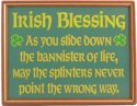 Irish Blessing Sign #932