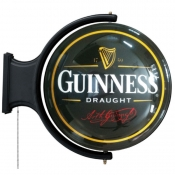 Guinness Rotating Pub Light