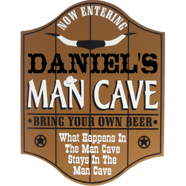 Build Your Own Man Cave Furniture : Man cave with horns the pub shoppe