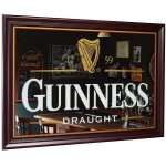 Guinness Medium Pub Mirror
