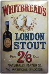 Whitbread Stout Sign