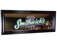 Smithwicks Cooler pub mirror