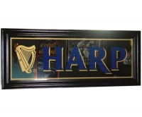 Harp Cooler Bar Mirror