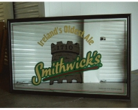 Smithwicks Back bar Mirror