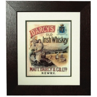 Darceys Irish Whiskey Print