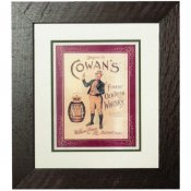 Cowans Irish Whiskey Print