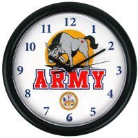 U.S. Army Military Clock