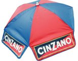 Cinzano Patio Umbrella
