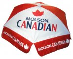 Molson Canadian Patio Umbrella