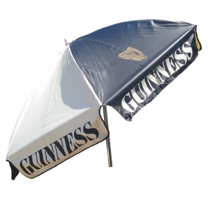Guinness Vinyl Umbrella