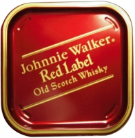 Johnnie Walker Red Waiter Tray