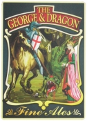 George and Dragon Pub Sign