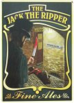 Jack the Ripper Pub Sign