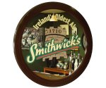 Smithwicks Pub Mirror