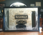 Bushmill's Medium Pub Mirror