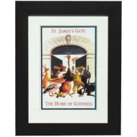 Guinness St James Gate Print