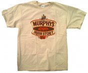 Murphy's Stout tee shirt