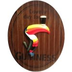 Guinness Toucan Pub Sign