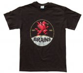 Brains Beer T Shirt
