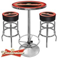 Budweiser Bar Stool