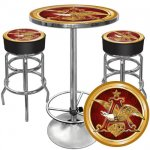 Anheuser Busch Bar Stool