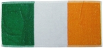 Irish Flag bar towel