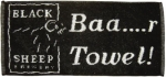 Black Sheep Bar Towel