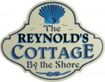 Cottage Personalized Sign #2221