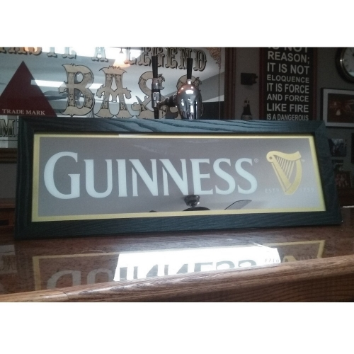 Guinness Cooler Mirror