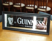 Guinness 1759 Frosted Mirror