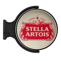 Stella Artois Rotating Pub Light