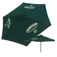 Jameson Whiskey Market Umbrella